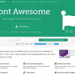 手軽で便利!アイコンフォント「Font Awesome」をPhotoshopで使う方法