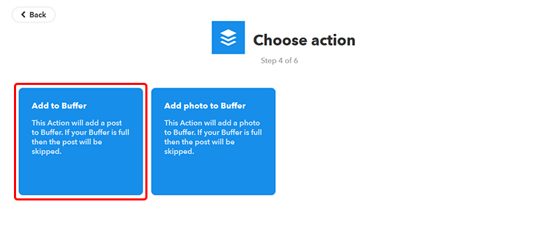 Add to Buffer