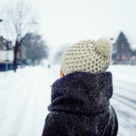 まだまだ寒い冬の日は、着る毛布「mofua(モフア)」であったか